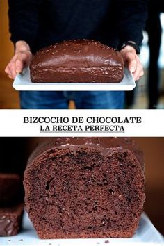 Chocolate cake, the perfect recipe (and all the secrets for mellowness) Chocolate Sponge Cake, Chocolate Coffee, Sweet Recipes, Cake Recipes, Dessert Recipes, Fondant Cakes, Cupcake Cakes, Cupcakes, Köstliche Desserts