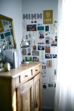 decorar con fotos colgadas - Buscar con Google