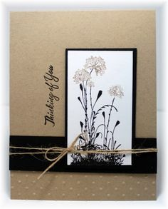 thinking of you card by Becky
