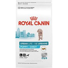 ROYAL CANIN LIFESTYLE HEALTH NUTRITION URBAN LIFE Large Dog Puppy dry dog food 16Pound * Check this awesome product by going to the link at the image. (Note:Amazon affiliate link) #DogFood