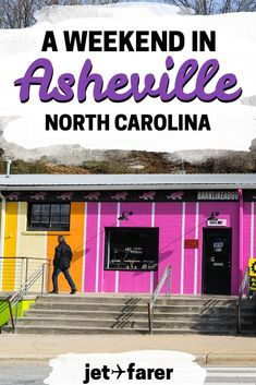 Heading to Asheville, North Carolina? This vibrant city is one of the most exciting places in the United States. Read on to hear how to spend a perfect weekend in Asheville! asheville nc asheville north carolina things to do in ashevil Ashville North Carolina, Ashville Nc, South Carolina, Camping In North Carolina, Orange Beach Alabama, East Coast Travel, Us Travel Destinations, Road Trip Usa, Usa Roadtrip