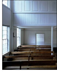 Quaker Meeting House  Nantucket Island, MA