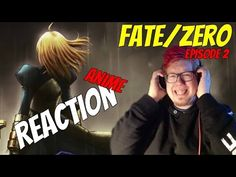 Fate/Zero Episode 2 REACTION | Anime