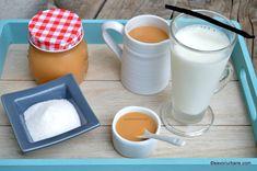 cea mai buna dulceata de lapte de casa reteta Fără Gluten, Healthy Food, Healthy Recipes, Desert Recipes, Gym Workouts, Glass Of Milk, Caramel, Deserts, Food And Drink