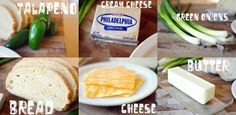 Jalapeno Popper Grilled Cheese | Simply Scratch