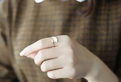 Anillo de plata - bisutería y joyería, hecho a mano en DaWanda.es