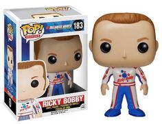 Funko POP! Talladega Nights: Ricky Bobby - PlayAndCollect