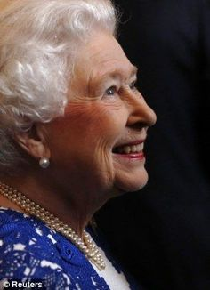 Martin McGuinness shakes hands with the Queen at Windsor Castle