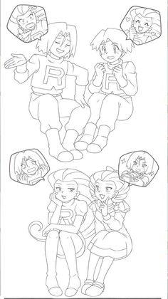 Jessie Team Rocket, Team Rocket James, Pokemon Jessie And James, Jessie James, Equipe Rocket, Pokemon Stuff, Catch Em All, Random Pictures, Daddy