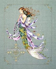 Shop online for MD71 - Shimmering Mermaid Chartpack at sewandso.co.uk. Browse our great range of cross stitch and needlecraft products, in stock, with great prices and fast delivery.