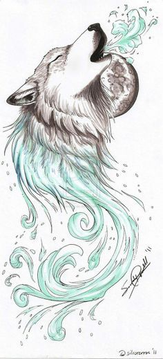 Image result for wolf embroidery pattern