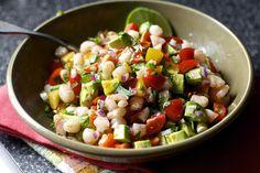 mama canales-garcia's avocado shrimp salsa by smitten kitchen