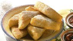 Rezept: Knusprig ausgebackene Puddingecken
