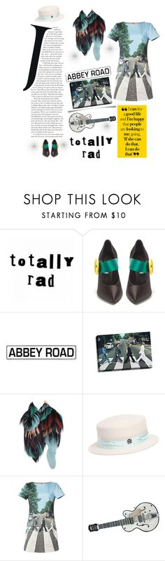 """""""The Beatles"""" by andreearaiciu ❤ liked on Polyvore featuring David & Goliath, Prada, Frontgate, Missoni, Maison Michel, Alice + Olivia and Judith Leiber"""