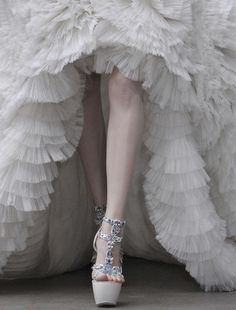 Alexander McQueen Autumn/Winter 2011