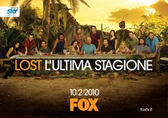Lost, l'ultima stagione - Yes I AM per Fox Fox Tv, Lost, Sky, Movies, Movie Posters, Heaven, Film Poster, Films, Popcorn Posters