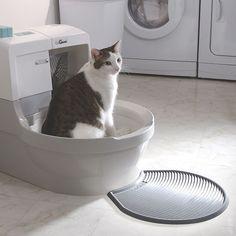 CatGenie GeniePaws Litter Mat, Gray (3 Pack) 24 Best Cat Litter Mat by cache3.smarthome.com