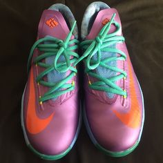 KD's size 4.5y !!! Rugrat KD's brand new with recipe still! Nike Shoes Athletic Shoes