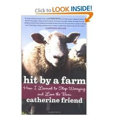 I love books about farming and homesteading!