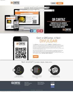QRCartaz - O Cartaz Inteligente. www.qrcartaz.com