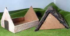 Tom's Toy Soldiers: A Warbases Dark Age Building