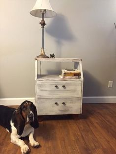 Redone Bedside Table by Hound & Co.
