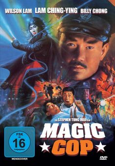 """He's a Modern Day Devil Hunter He's a Master of the Martial Arts He's... MR VAMPIRE!"" Magic Cop (1990) poster is mystical. #poster #horrorposters #posters #horrormovies Mr Vampire, Horror Posters, Movie Posters, Everything Film, Hongkong, Horror Movies, Martial Arts, Cover, Mystic"