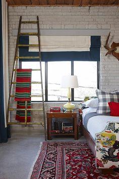 Sarah Richardson Design - Sarah 101 - Industrial Soul Bedroom
