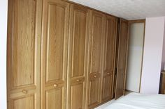 On closer inspection you can now see the secret passage way leading to the bathroom. #Bespoke #Bespoke #Wardrobe   #Secret #Door  #Narnia