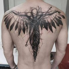 40 Tattoos that Look Hot on Guys 25