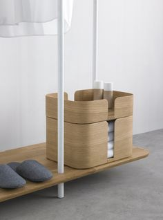 Note Design Studio | Punt Mobiles | Platel Storage Unit