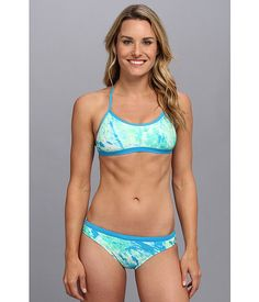 Nike Adjustable Sport Top Two-Piece Swimsuit