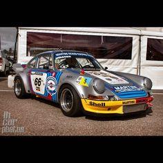 One of my favourite 911's I've seen #Porsche #911 #Porsche911 #Carrera #911Carrera #911CarreraRS #CarreraRS #911RS #Porsche911CarreraRS #RSR #911RSR #CarreraRSR #911CarreraRSR #WideBody #Martin #MartiniStripes #MartiniRacing #MartiniRSR