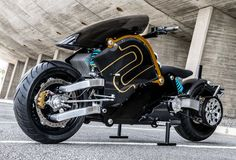 This Sexy Japanese Motorcycle Is 100% Electric  http://www.zecoomotor.com/index.html