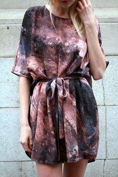 #stinegoya dress.