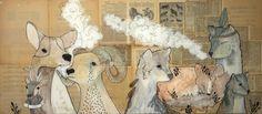 Smoke Signals by Trish Grantham