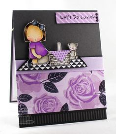 Pure Innocence On a Picnic; Blooming Roses; Washi Patterns; Border It - Mod Borders; Washi Tape Die-namics - Cindy Lawrence
