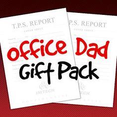 #ThinkGeek                #ThinkGeek                #Office #Gift #Pack       Office Dad Gift Pack                                http://www.seapai.com/product.aspx?PID=1806542