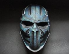 ColdBloodArt Infinity Airsoft Paintball Mask von ColdBloodArt