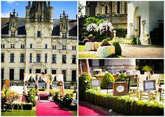 Fairytale Chateau wedding www.longieliere.com #www.frenchriviera.com