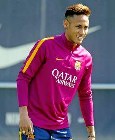[11/04/'16] Neymar Football, Sport Football, Good Soccer Players, Football Players, Fc Barcelona Neymar, Neymar Brazil, Neymar Pic, Messi 10, Boyfriend Pictures