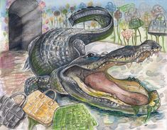 12 young artists raising awareness of endangered species   MNN - Mother Nature Network