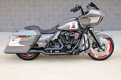 #harley 2017 Harley-Davidson Touring 2017 ROAD GLIDE SPECIAL *MINT* $20K IN XTRA'S! M8! RACE EDITION! 1 OF A KIND!! please retweet