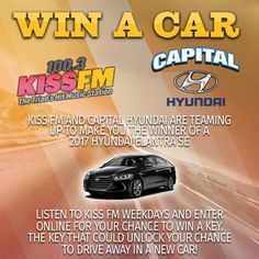 Enter for a chance to become a winner on 100.3 Kiss FM @1003kissfm @iHeartRadio #1003kissfm #Iheartradio