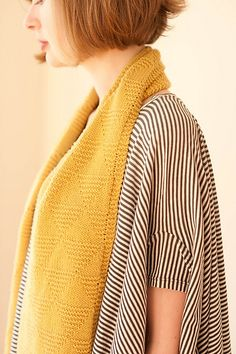 Ravelry: Killigrew pattern by Bonnie Sennott. Love, love, love! The subtle stitch texture looks wondrous in the sunlight