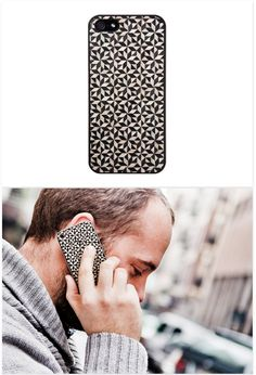 Tarxia - Case 'Kaleidoscope' for iPhone Iphone 4, Iphone Cases, Craft Items, Ipad, Leather, Gifts, Accessories, Presents, Iphone Case