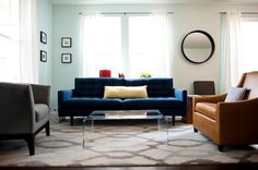 Have a small space? Don't worry! Here are three sure ways to make your small space look bigger.
