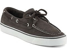 PX had them.  Sperry Top-Sider Suede Bahama