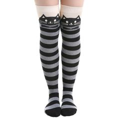 #Calcetines de #gato