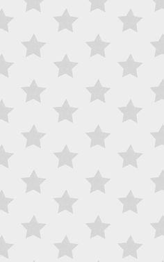 Our Seren wallpaper is a white and grey repeat pattern of large stars made to refresh and update your child's space. The subtle light grey stars blend softly against the off-white background, and each one is gently textured with a brushed paint effect for a charming, hand-crafted look. Seren is a modern, timeless, and genderless wallpaper choice for a cute nursery, or even a kids' bedroom styled with neutral decor. World Map Wallpaper, Forest Wallpaper, Grey Wallpaper, Kids Wallpaper, Blue Wallpapers, Flower Wallpaper, Pattern Wallpaper, Childrens Shop, Design Repeats